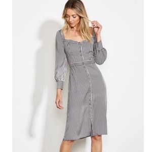 ALI&JAY  Take Me Downtown Stripe Dress